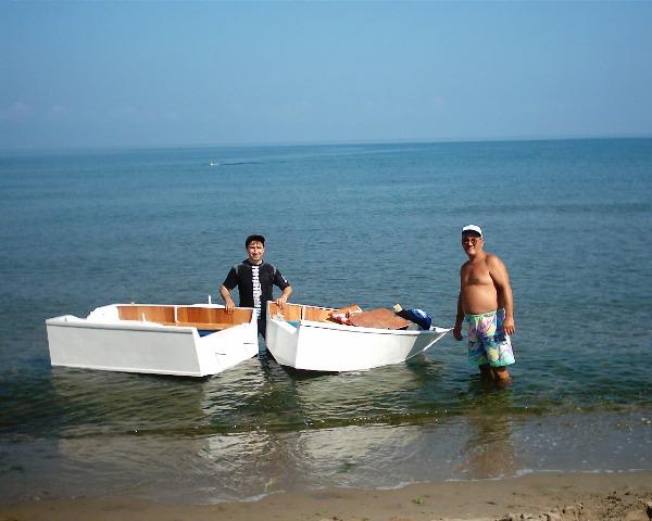 hazir ve 2 el tekne